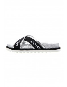 Touch silver sandals