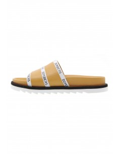 Lookup ochre sandals