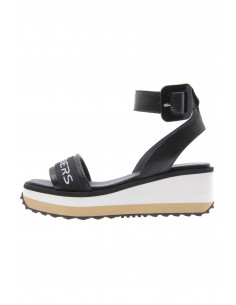 Matrix black ankle strap...