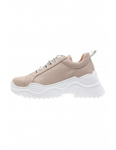 Extreme nude sneakers with...