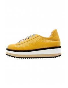 Instict ochre sneakers with...