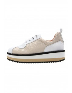 Pulse sneakers nude/ white