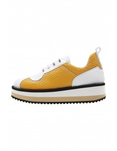 Pulse sneakers white/ ochre