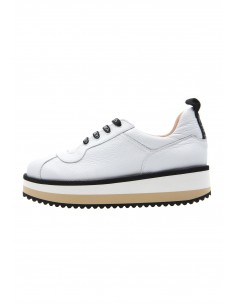 Pulse white sneakers with...