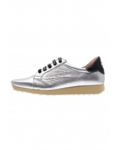 Innovate silver sport shoes