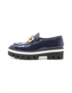 Platform shoes Reflect navy...