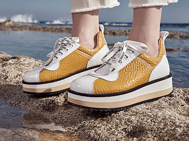 Summer trends - Sneakers and casual shoes for women